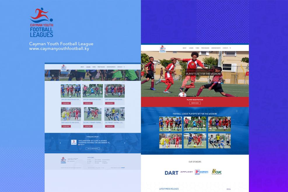 The Cayman Islands Youth Football League