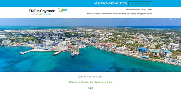 ENT in Cayman
